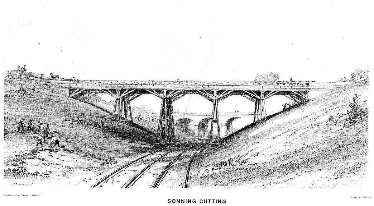Sonning Cutting railway accident - Wikipedia