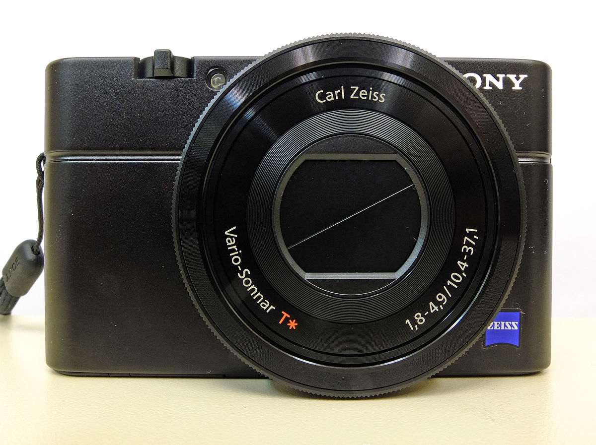 Sony DSC-RX100 Camera Download Drivers