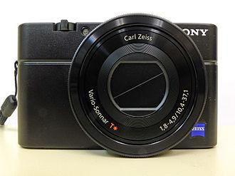 Sony Cyber-shot DSC-RX100 - Image: Sony DSC RX100