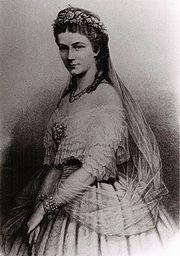 Az ifjú Zsófia Sarolta hercegnő