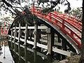 Sorihashi Bridge in Sumiyoshi Grand Shrine 6.jpg