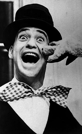 Soupy Sales - Sales with White Fang in 1957