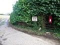 South Petherton, postbox No. TA13 162 - geograph.org.uk - 1133333.jpg