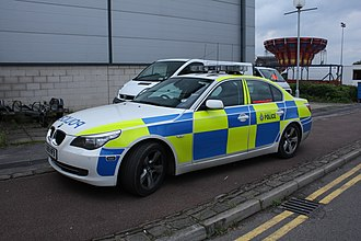 South Yorkshire Police traffic car South Yorkshire Police Traffic Car.jpg