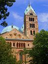 South facade of the Speyer Cathedral.JPG