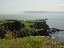South leg of Rathlin Island looking towards Fear Head.jpg