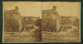 South view of the Old Spanish Fort, showing the draw bridge. St. Augustine, Fla, from Robert N. Dennis collection of stereoscopic views.png