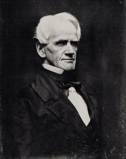 Horace Mann American educational reformer and politician