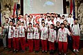 Special Olympics World Winter Games 2017 reception Vienna - China 01.jpg