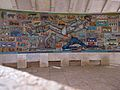 Spomen-područje Kampor, mozaik.jpg