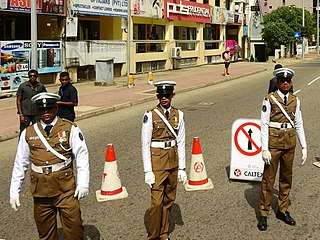 Awards and decorations of the Sri Lanka Police