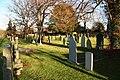 St.John of Beverley's churchyard - geograph.org.uk - 1085132.jpg