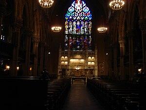 William Jay Bolton - Holy Trinity Church