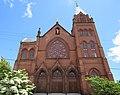 St. Francis Xavier Church - Waterbury, Connecticut 01.jpg