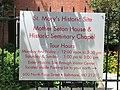 St. Mary's Spiritual Center & Historic Site, 600 N. Paca Street, Baltimore, MD 21201 (35942201546).jpg