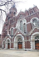 Iglesia de St. Michaels, Chicago en 2014.jpg