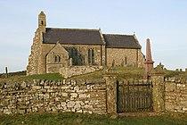 St Aidan's Church, Thockrington - geograph.org.uk - 100331.jpg