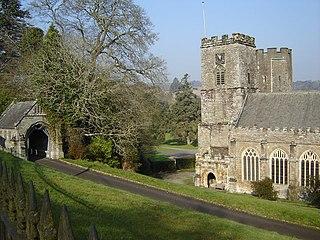 St Germans, Cornwall village and civil parish in Cornwall, England