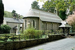 Dunsop Bridge - St Huberts RC Church