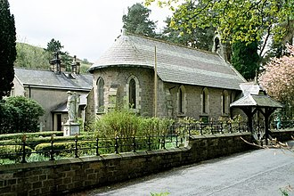 Dunsop Bridge - St Huberts RC Church