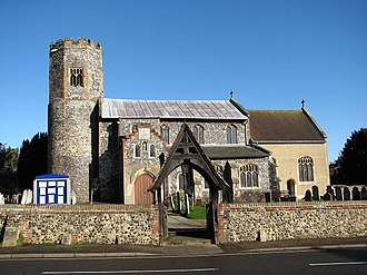 Old Catton - Image: St Margaret's Church geograph.org.uk 677357