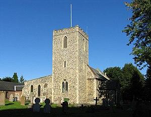 Drayton, Norfolk - Image: St Margaret, Drayton, Norfolk geograph.org.uk 319036