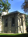 St Nicolas Church Czwartek Lublin (Choir).jpg