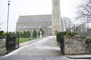 Killygordon - St. Patrick's Church at the Crossroads, Killygordon.