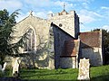 St Peter's Church, Britford - geograph.org.uk - 466991.jpg