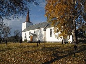 Stadsbygd Church - Image: Stadsbygd kirke 01