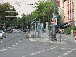 Glauburgstraße in Frankfurt am Main
