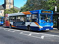 Stagecoach bus 35187 Dennis Dart SLF Alexander Dennis Pointer NK56 FCA in South Shields 9 May 2009.jpg
