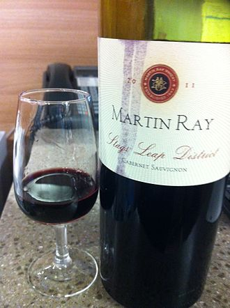 Stags Leap District AVA - Cabernet Sauvignon from the Stags Leap District