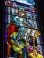 Stained glass, Dornoch Cathedral.JPG