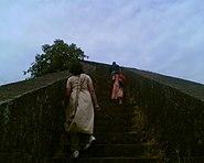 Stairs Purandar