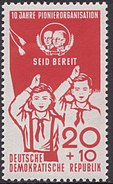 Stamp of Germany (DDR) 1958 MiNr 646