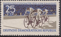 Official stamp of the championships