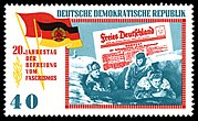 Stamps of Germany (DDR) 1965, MiNr 1107