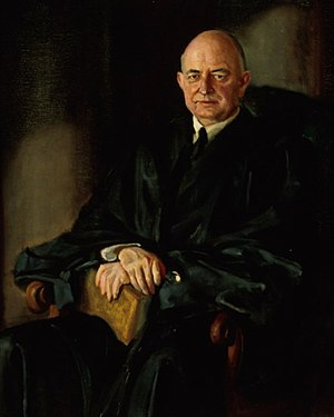 Stanley Forman Reed - Portrait of Justice Stanley Forman Reed