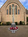 Stanton Hill War Memorial, in front of All Saints' Church, Mansfield Road, Stanton Hill (8).jpg