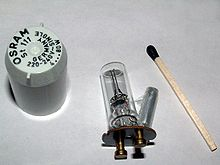 схема подключения люминесцентных ламп.
