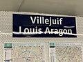 Station Métro Ligne 7 Villejuif Louis Aragon Villejuif 4.jpg