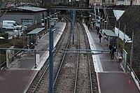 Station Tramway Ligne 2 Parc St Cloud 6.jpg
