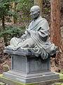 Statue - Homyoin Temple - Otsu, Shiga - DSC07576.JPG