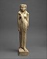 Statuette of Arsinoe II for her Posthumous Cult MET DT562.jpg