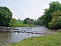Stepping out across the Wharfe - geograph.org.uk - 820094.jpg