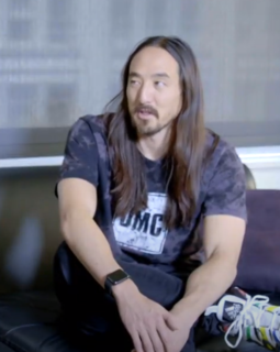 Steve Aoki American record producer from Florida