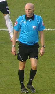 Steve Bennett (referee) English football referee