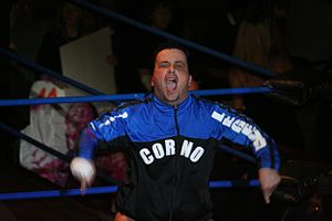 Steve Corino - Corino in January 2012
