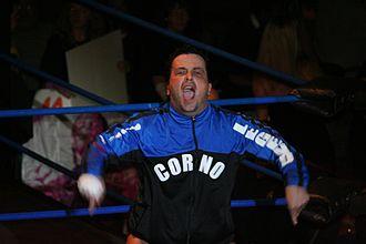 Steve Corino - Corino in January 2012